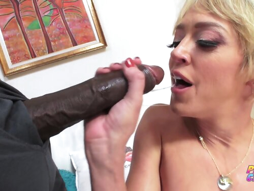 Sean Michaels - Blonde Milf Loves Bbc In Her Tight Asshole