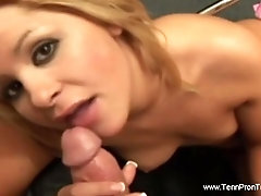 Brandy Lace Passes The Pornography Starlet Casting and feel the