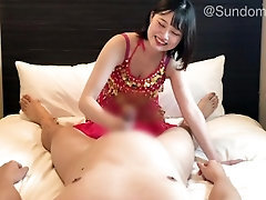 Nipple Play and Edging Hj Vol.5 / Japanese Female dom CFNM Inexperienced Cosplay