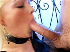 Tough Anal invasion CREAMPIE Hookup FOR Thin Teenage IN FISHNET Garb