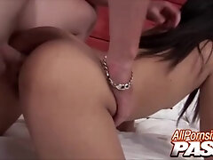 Asian Honey Nay Screwed And Jizzed On And Showers Afterwards