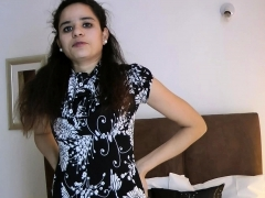Jasmine Mathur Indian College Chick Disrobing Porno Showcase