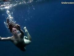 Sunk Scorching Stunners Underwater