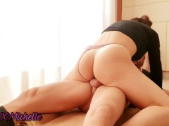 After WorkOut, She gets Bitchy Firm - MM