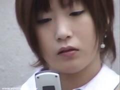 Japanese School Girl Bush