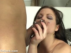 Czech chick wants her pussy fucking